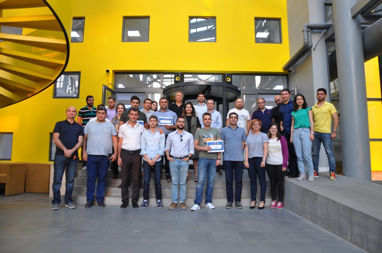 ԵՄ աջակցությամբ Հայաստանում  կայացավ հերթական դրամաշնորհային մրցույթը