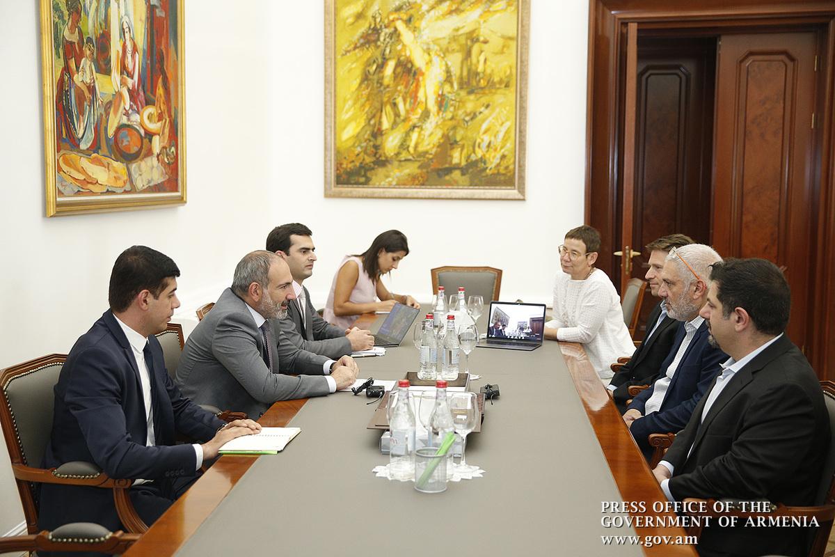 Նիկոլ Փաշինյան. «Թումո»-ն կարող է դառնալ Հայաստանի բրենդն աշխարհում