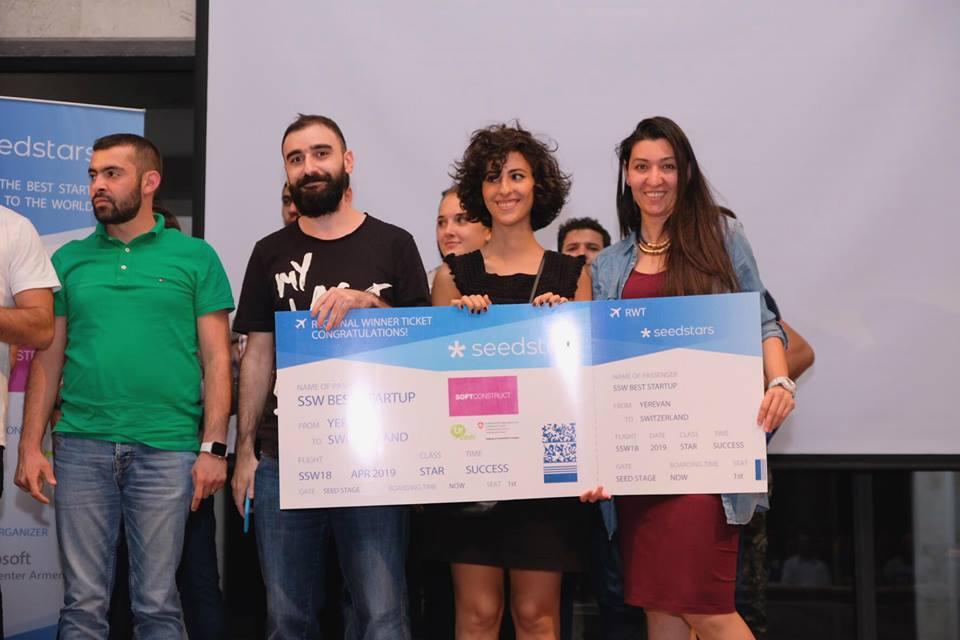 Հայտնի է Seedstars միջազգային մրցույթի հայաստանյան փուլի հաղթողը