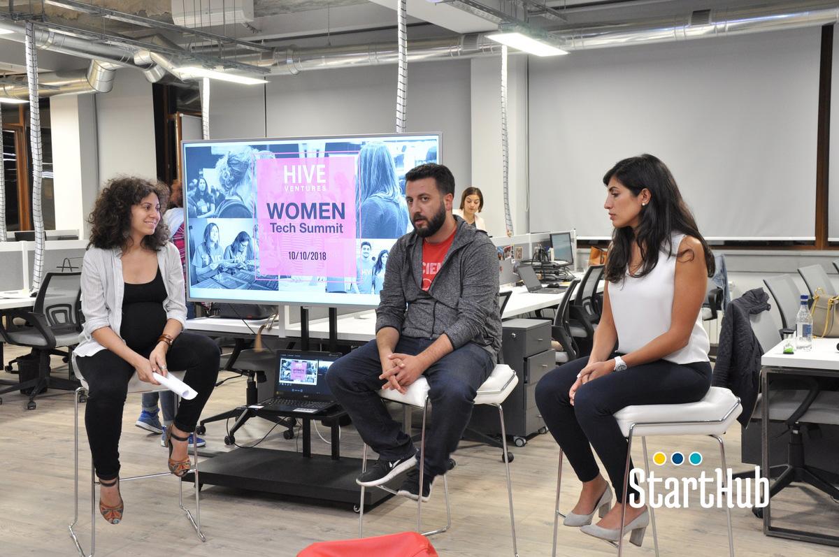 VC-ները կարևորում են ստարտափների եկամտի կայուն աճը․ Women in Tech Summit (Ֆոտոշարք)