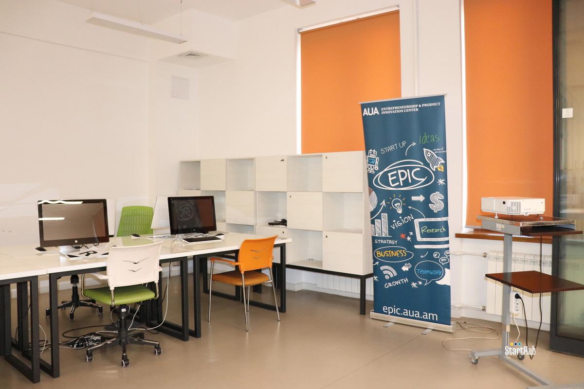 EPIC՝ ուսանող ստարտափների բիզնես գաղափարների կայացմանն աջակցող կենտրոն