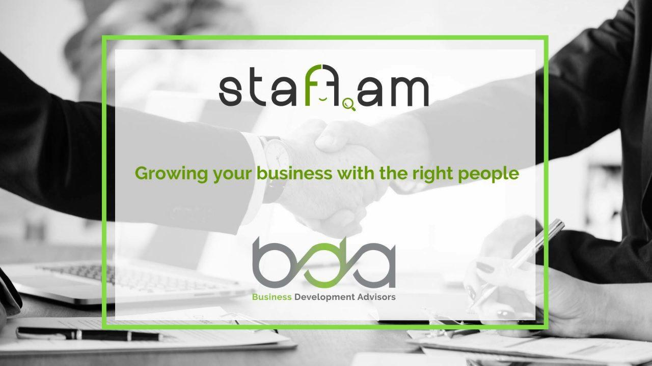 BDA Armenia-ն և staff.am-ը կստորագրեն համագործակցության հուշագիր