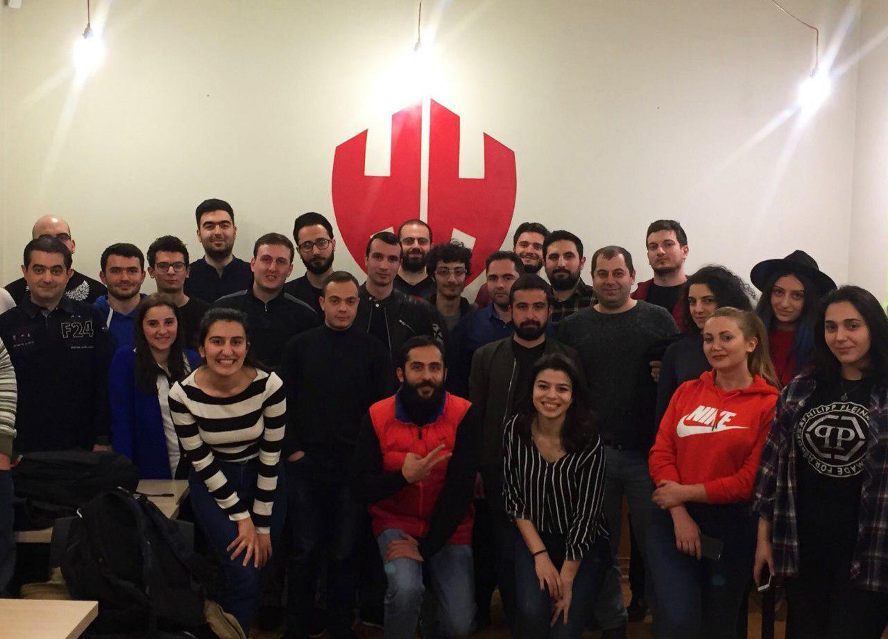 Armenia Startup Academy-ն մեկնարկել է Գարուն 2019 նախաաքսելերացիոն շրջանը