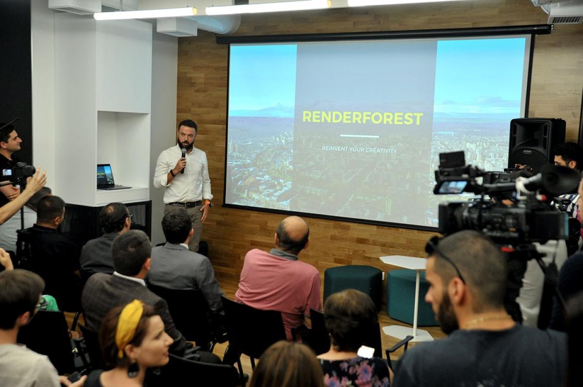 Հայկական Renderforest-ը նոր գրասենյակ է բացել և հարթակում նոր գործիք ներդրել