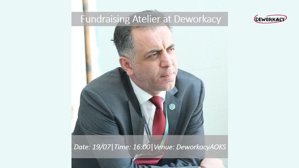 Fundraising Atelier Deworkacy AOKS-ում