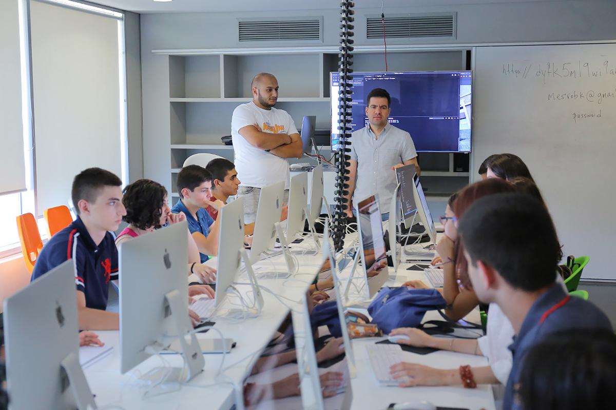 Beeline-ի և Թումոյի համագործակցության շրջանակում տեղի ունեցավ ևս մեկ տեխնոլոգիական աշխատարան