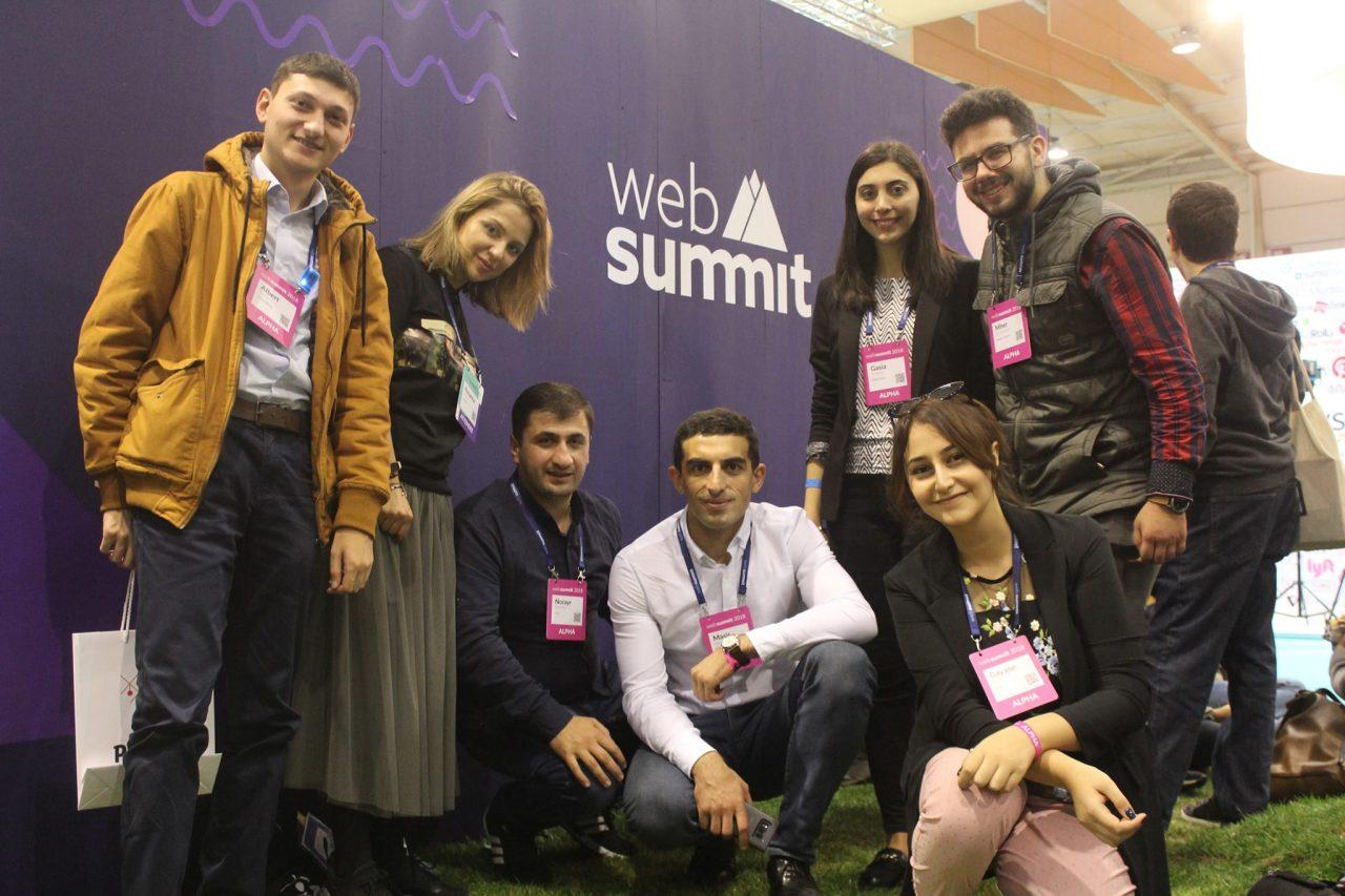 ImpactAIM-ի ստարտափերը կմասնակցեն WebSummit 2019 կոնֆերանսին