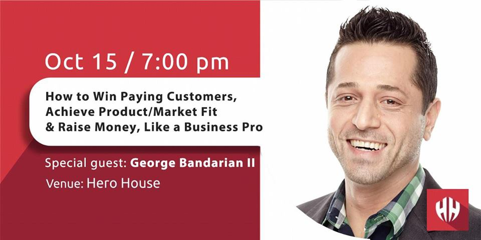 How to Win Paying Customers & Achieve Product/Market Fit