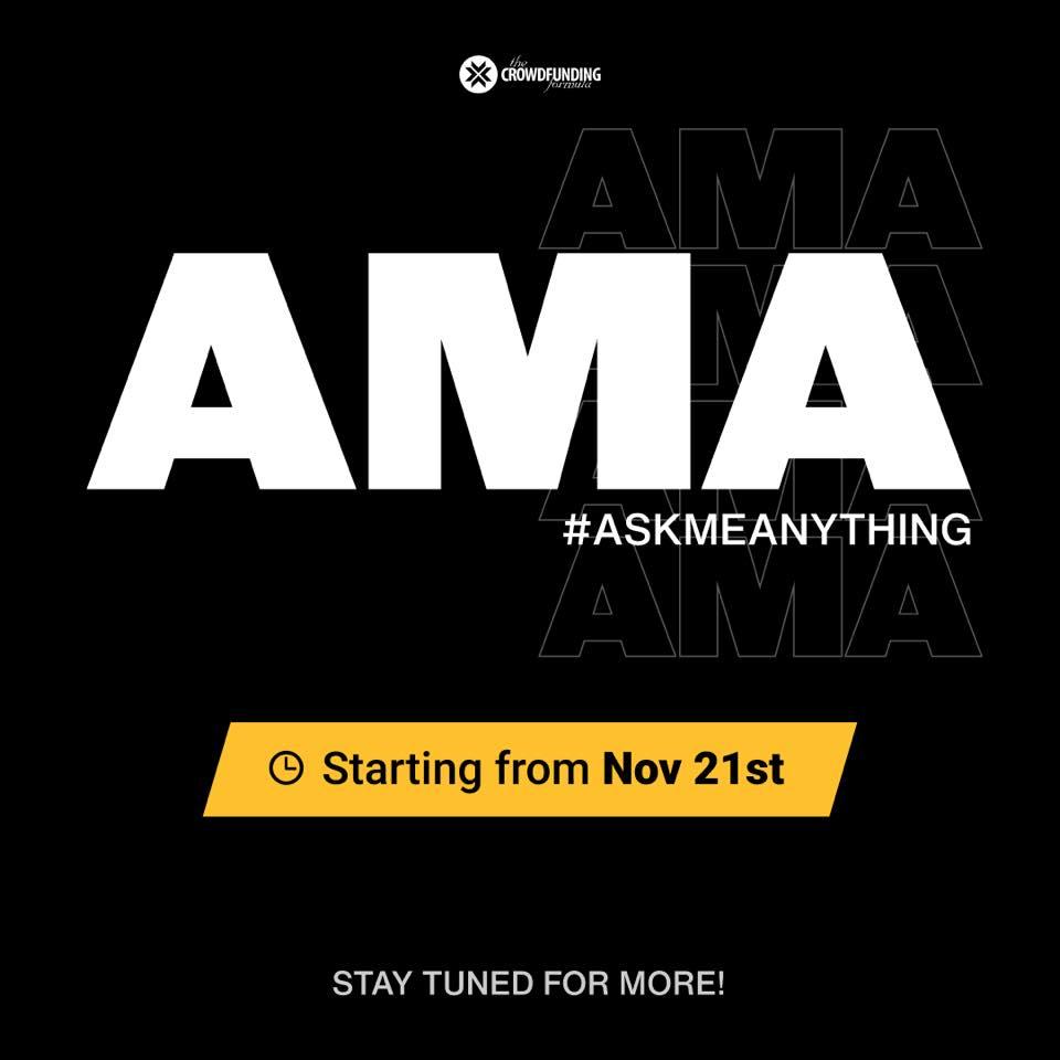Մեկնարկում են AskMeAnything օնլայն սեսիաները