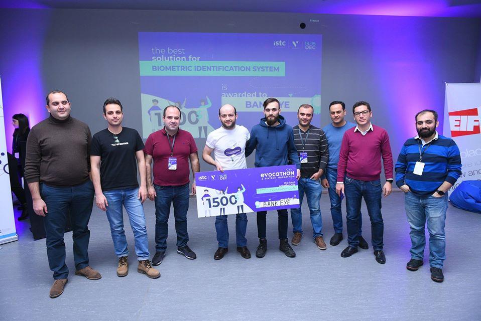 Հայտնի են Evocathon – Fintech Hackathon-ի հաղթողները