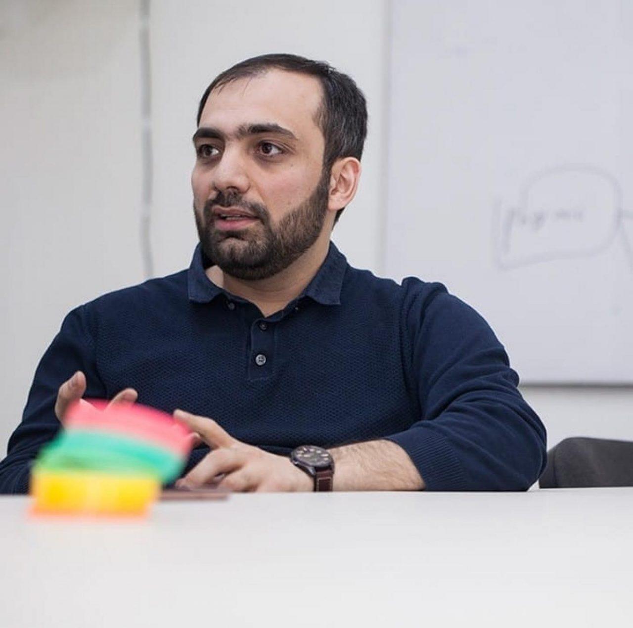 Արտավազդ Մինասյանը Krisp-ի նոր տեխնոլոգիայի մասին