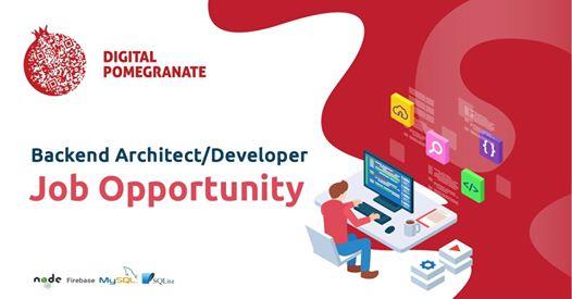 Digital Pomegranate-ը հրավիրում է աշխատանքի