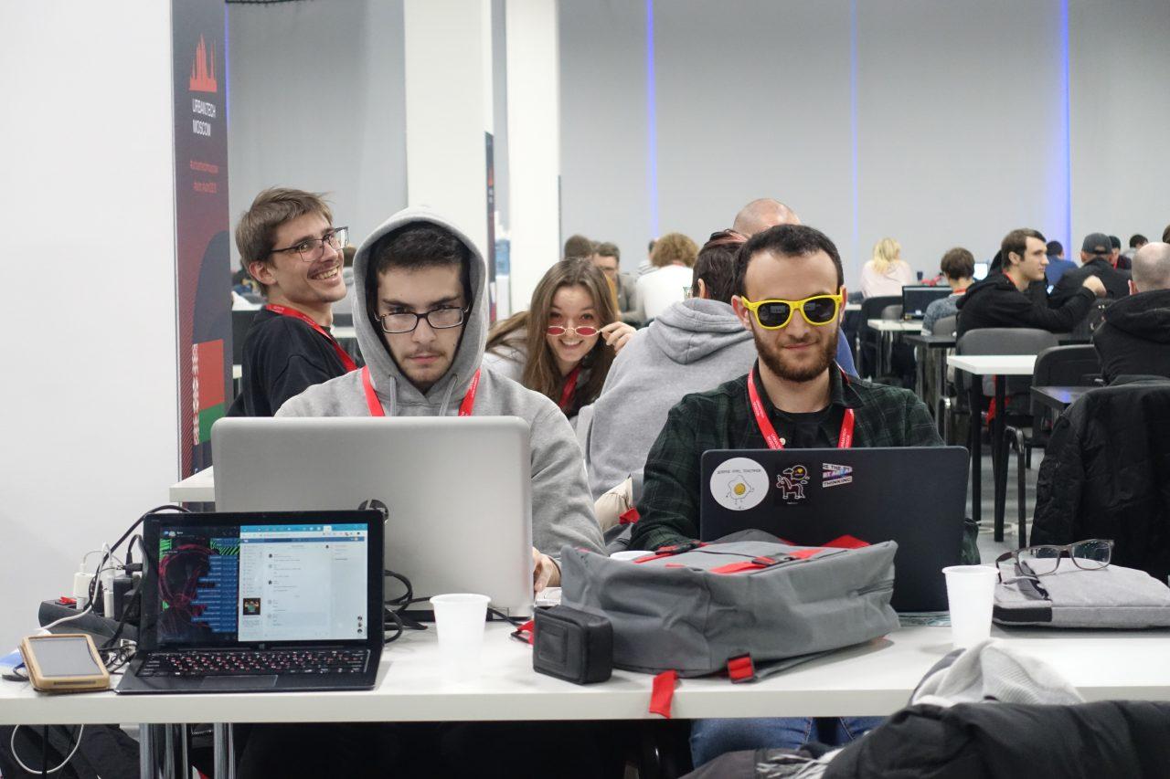Հայկական 3 թիմ մասնակցեց Urban.Tech Moscow մրցույթին