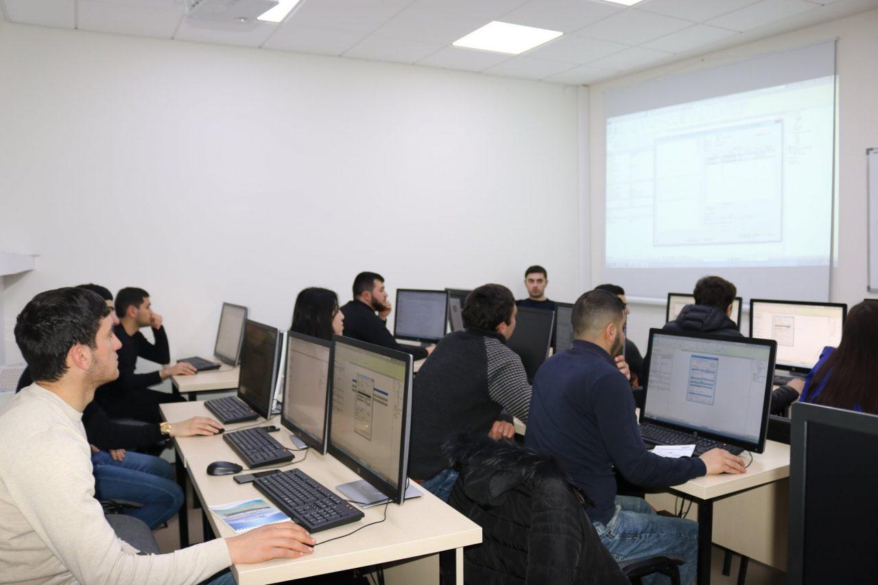 Մեկնարկեց Autodesk Revit դասընթացը