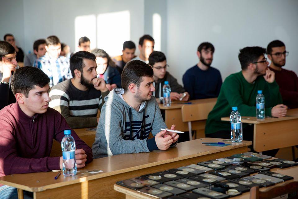 «1991 ստորաբաժանման» թեստավորմանը մասնակցել է շուրջ 400 մասնակից