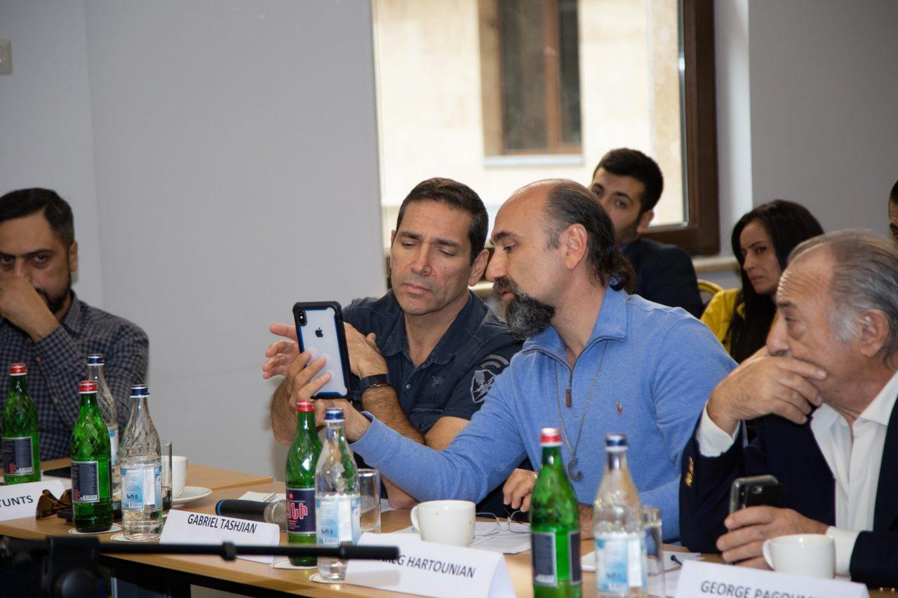 Virtlo-ի թիմը ներկայացրել է հավելվածը Angel Investor Club of Armenia-ի միջոցառմանը