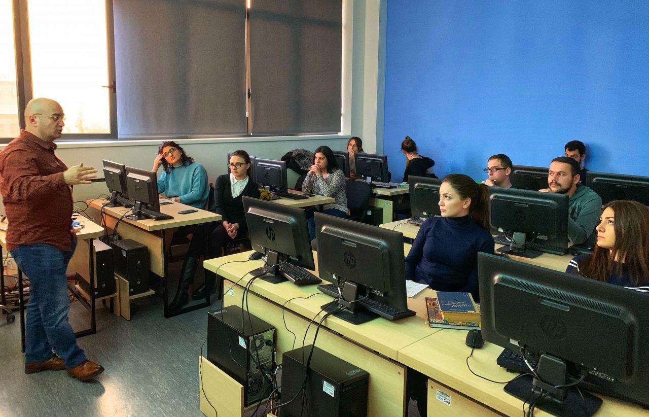 Հայ տվյալագետները կշարունակեն ուսումը Սան Խոսեի համալսարանի Data Analytics մագիստրոսական ծրագրում