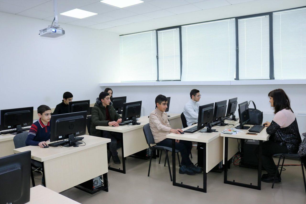 «Yandex ծրագրավորման դպրոց»-ի դասերը VTC-ում