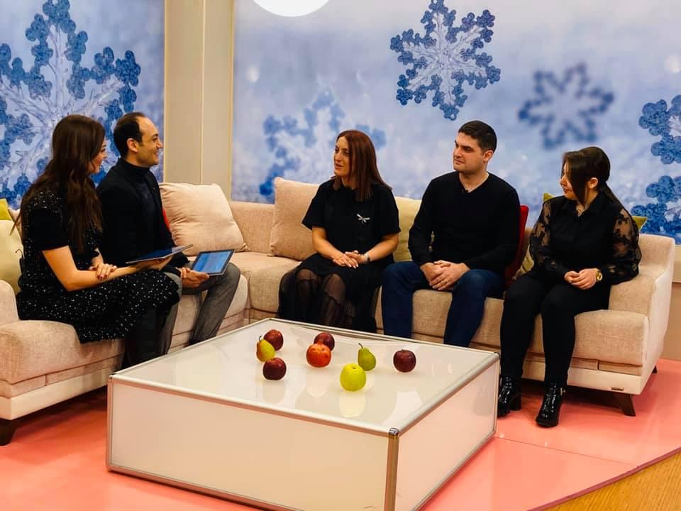 Beeline ստարտափ ինկուբատորը Armenia TV-ի եթերում
