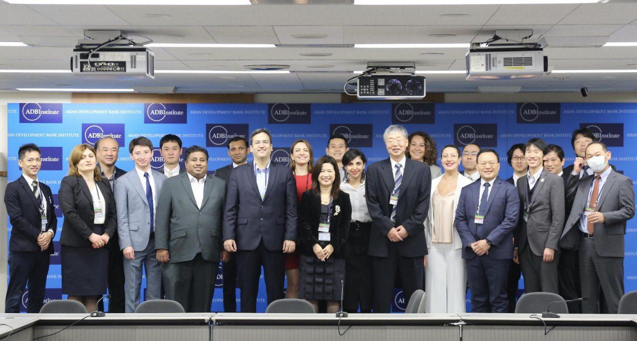 Հայաստանի պատվիրակությունը Ասիական զարգացման բանկի հրավերով Տոկիոյում մասնակցել է World Smart Energy Week-ին