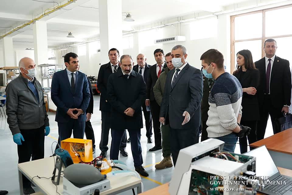 Ինժեներական քաղաքում նախագծում են թոքերի արհեստական շնչառության սարքեր