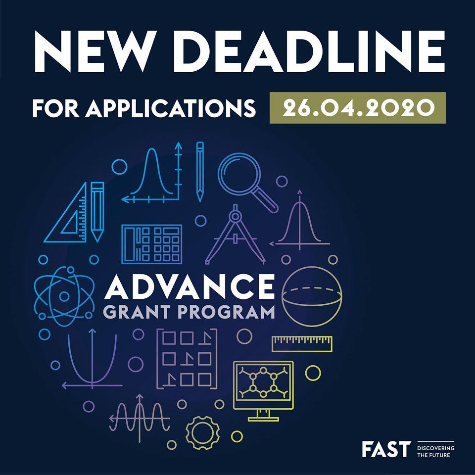 FAST-ը երկարաձգում է ADVANCE դրամաշնորհային ծրագրի վերջնաժամկետը