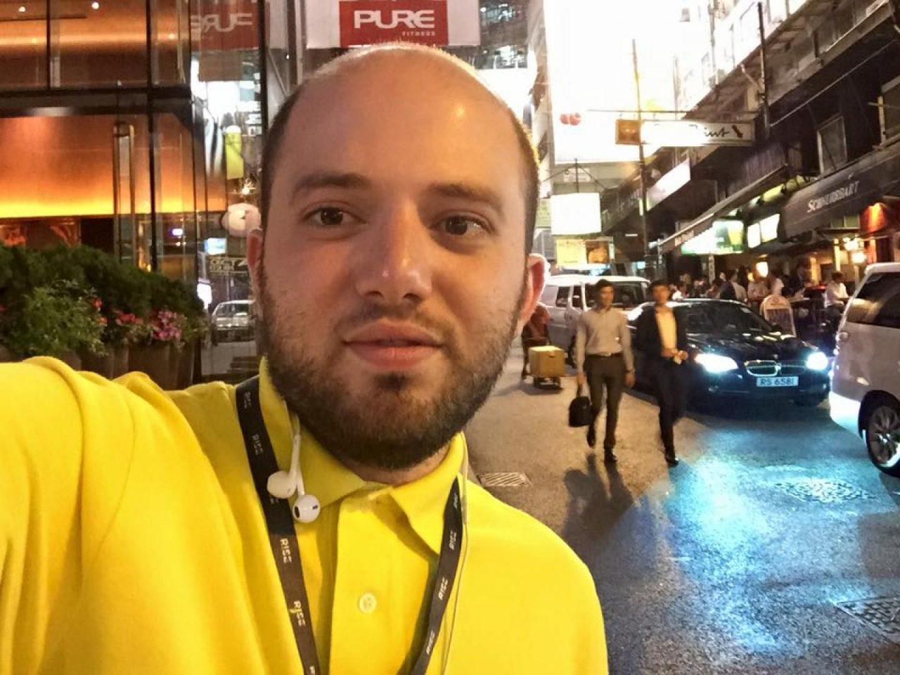 Ucraft-ի հիմնադիր Գևորգ Բալյանը դարձել է Forbes Technology Council-ի անդամ
