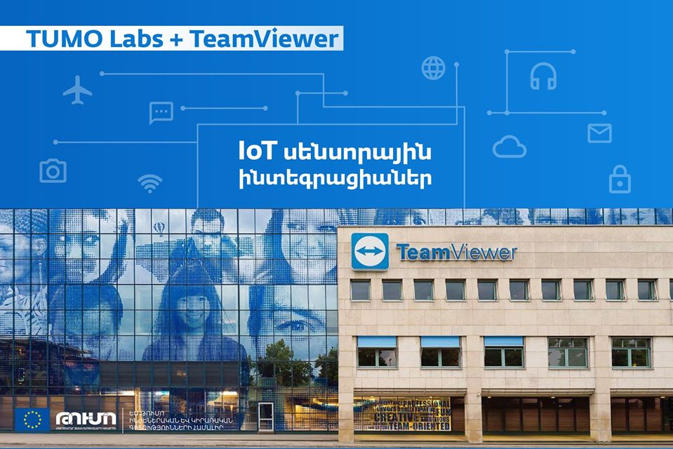Թումո լաբորատորիաները մեկնարկում են «IoT սենսորային ինտեգրացիաներ» նախագիծը
