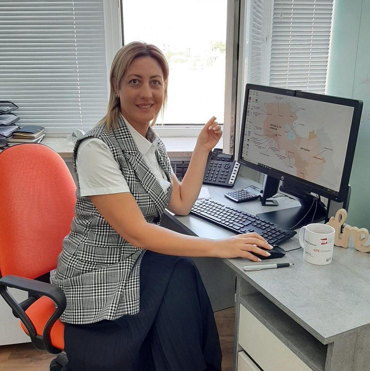 EIF-ի ծրագրերի ղեկավար Ամալյա Եղոյանը «Իմ ռադիոյի» եթերում