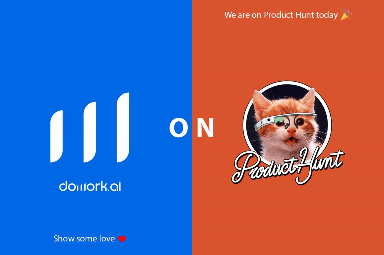 Dowork.ai-ը Product Hunt հարթակում է