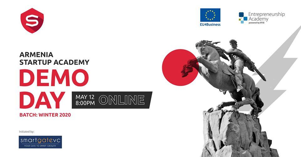Տեղի կունենա Armenia Startup Academy-ի դեմո օրը