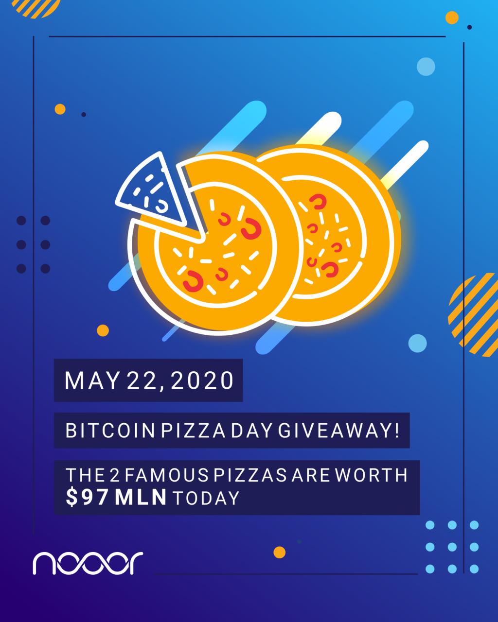 97 մլն դոլար պիցցայի համար. բլոկչեյն համայնքը նշում է «Bitcoin Pizza Day»-ը