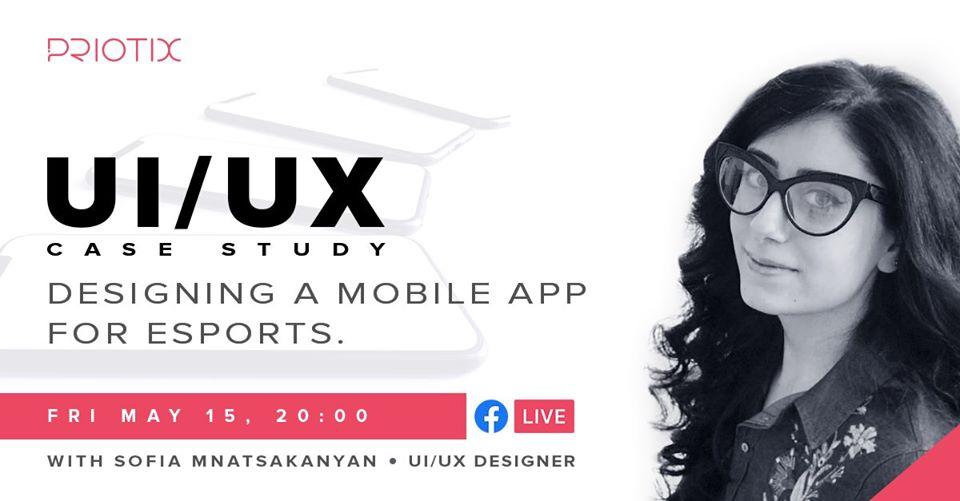 Տեղի կունենա «UI/UX Case Study» սեմինարը