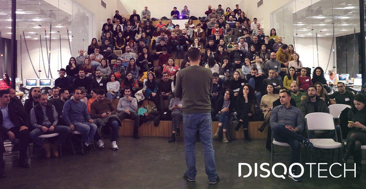 DISQO-ն նոր կրթական միջոցառումներ է ներկայացրել ՏՏ համայնքին