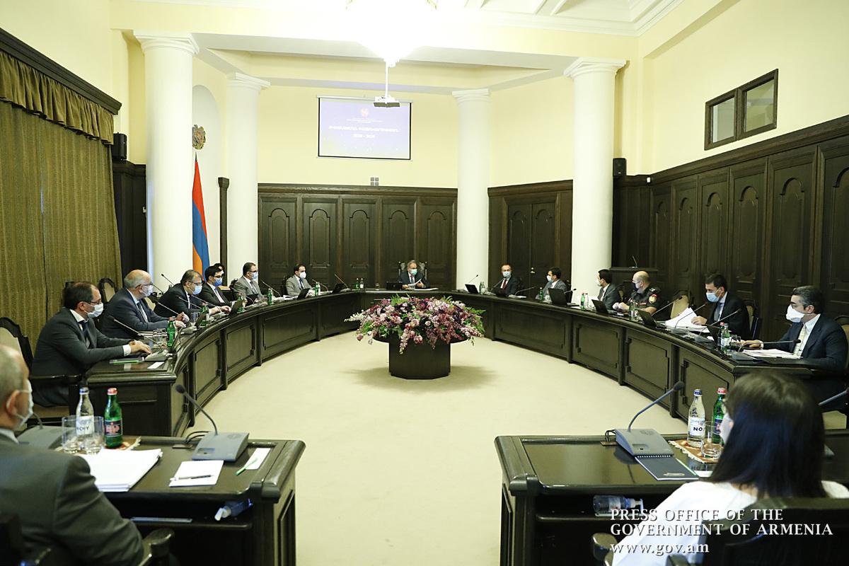 Կառավարությունում տեղի է ունեցել Թվայնացման խորհրդի նիստ