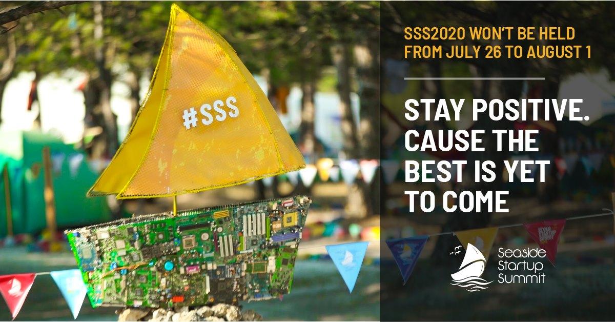 Sevan Startup Summit 2020-ը չի կայանա նախանշված ժամկետում