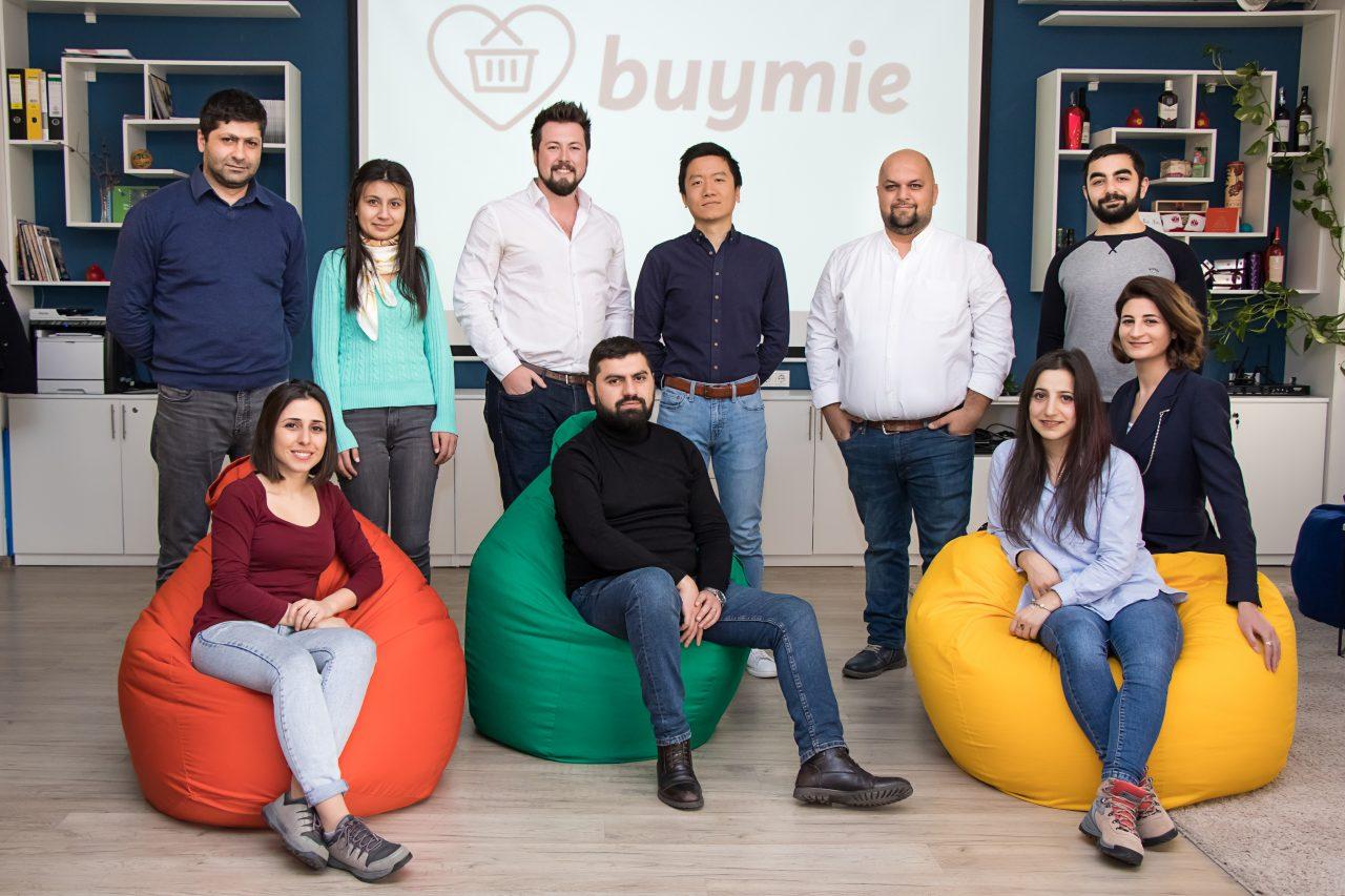 Հայ-իռլանդական Buymie ընկերությունը ստացել է 8 մլն եվրո ֆինանսավորում