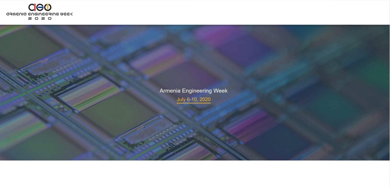 «Հայաստան – Ինժեներական շաբաթ»-ն առցանց ձեւաչափով կներկայացնի Հայաստանի ինժեներական ներուժը