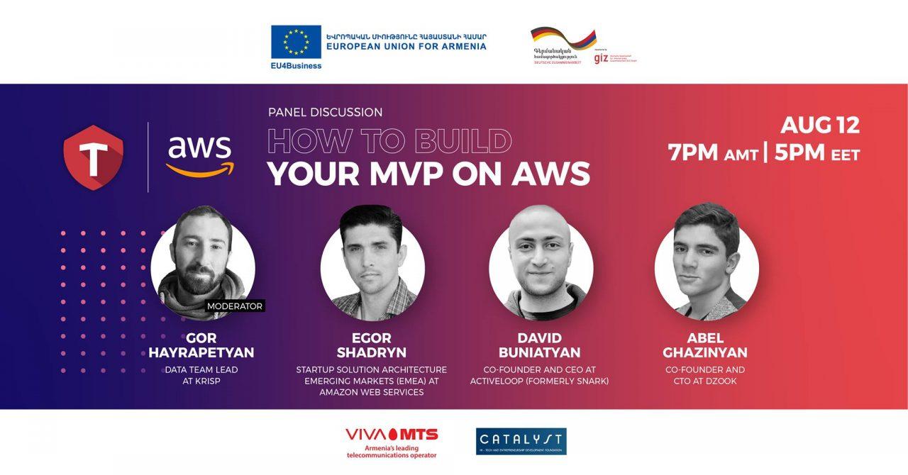 Armenia Startup Academy-ն կազմակերպում է առցանց քննարկում՝ MVP կառուցելու լավագույն միջոցների մասին