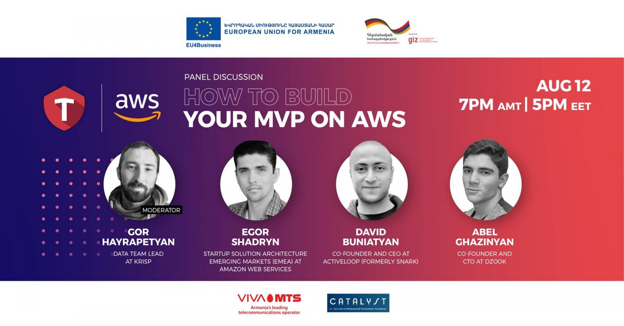 MVP կառուցելու լավագույն միջոցները՝ Armenia Startup Academy-ին այսօր առցանց քննարկման է հրավիրում