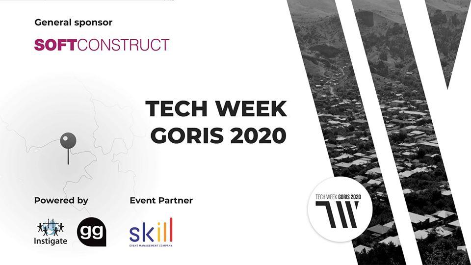 Tech Week Goris 2020 կմիավորի հայկական խոշոր ՏՏ իրադարձությունները մեկ վայրում