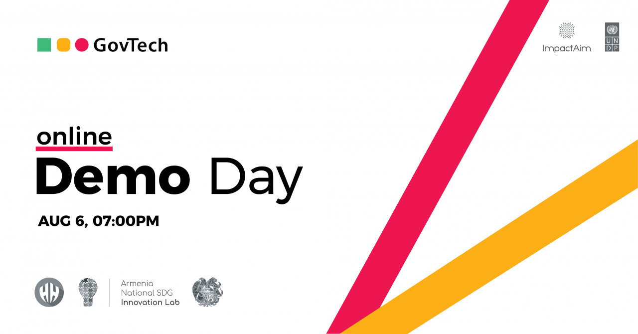 Տեղի կունենա ՄԱԶԾ ImpactAIM Աքսելերատորի AIM GovTech ծրագրի DEMO օրը