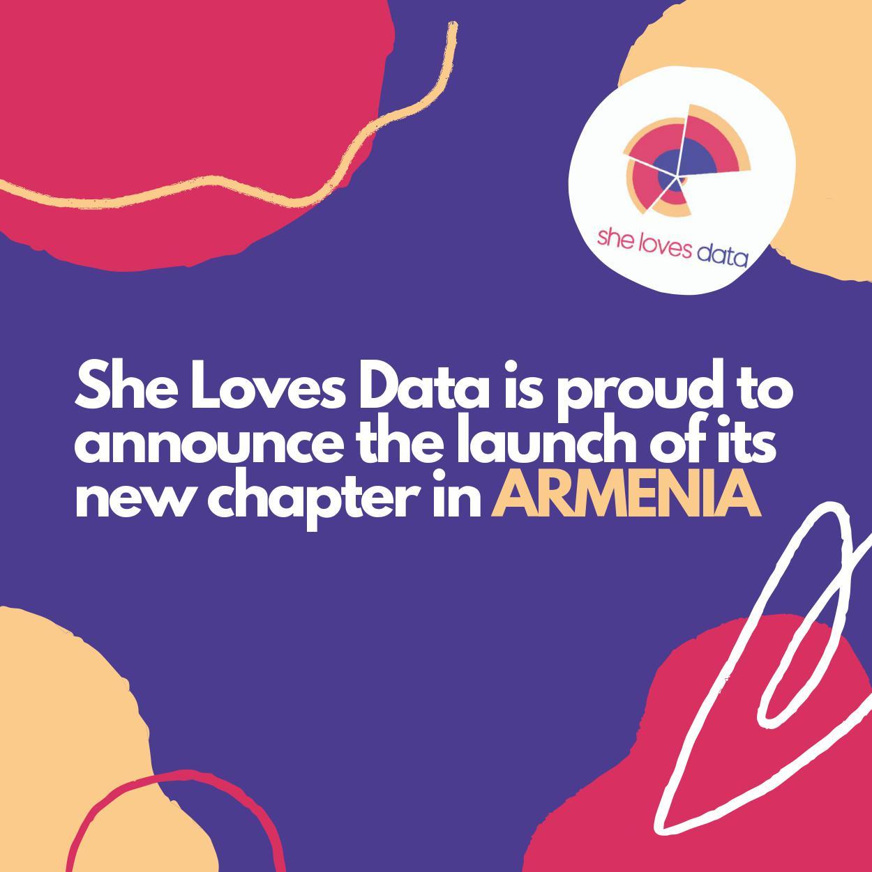 She loves data. տվյալների վրա հիմնված աշխարհը կին ղեկավարների առաջնորդությամբ