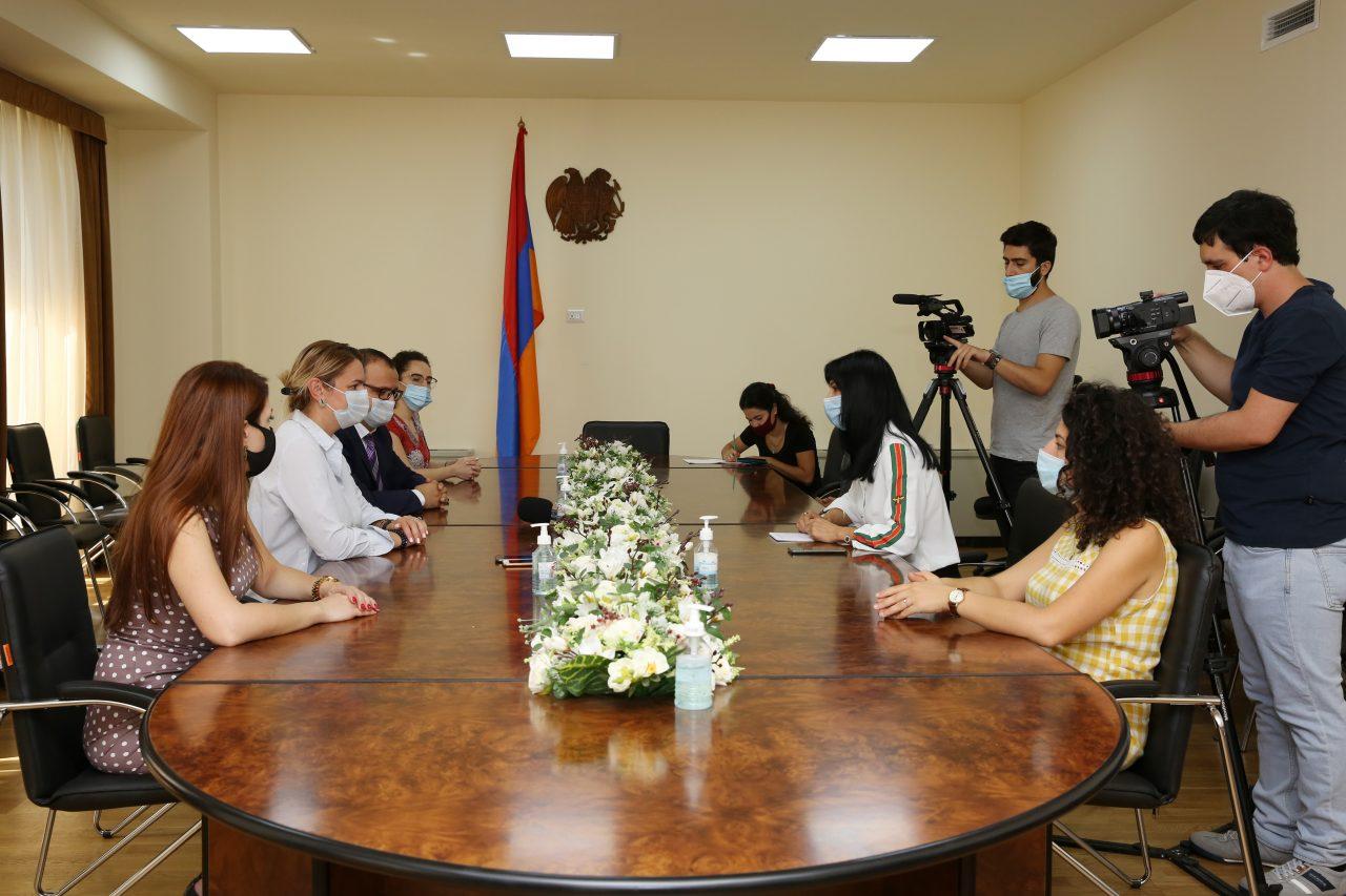 Սփյուռքահայ մասնագետները իրենց փորձը կներդնեն Հայաստանի բարձր տեխնոլոգիական ոլորտի զարգացման գործում