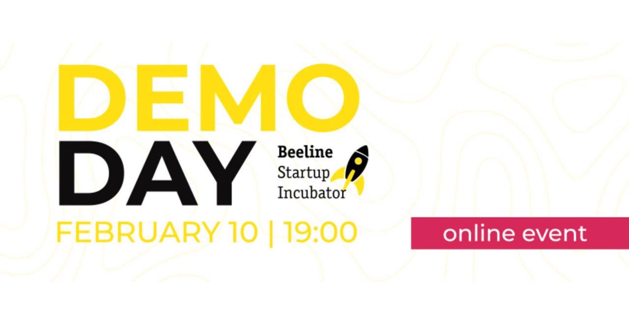 Beeline Ստարտափ ինկուբատորում փետրվարի 10-ը Դեմո օր է