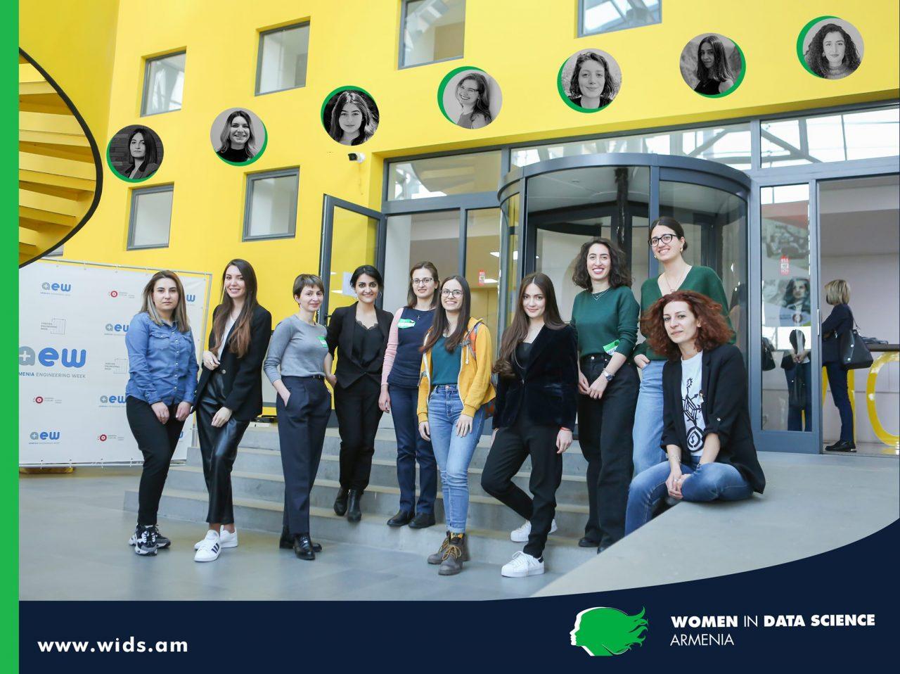 Women in Data Science ARMENIA գիտաժողովը համախմբել է Հայաստանի կին տվյալագետներին