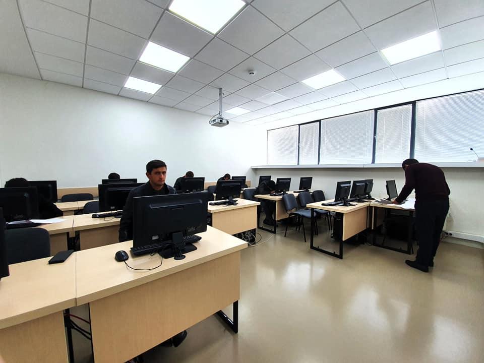 ՎՏԿ-ում անցկացվել է Full Stack ծրագրավորում դասընթացի թեստավորման փուլը