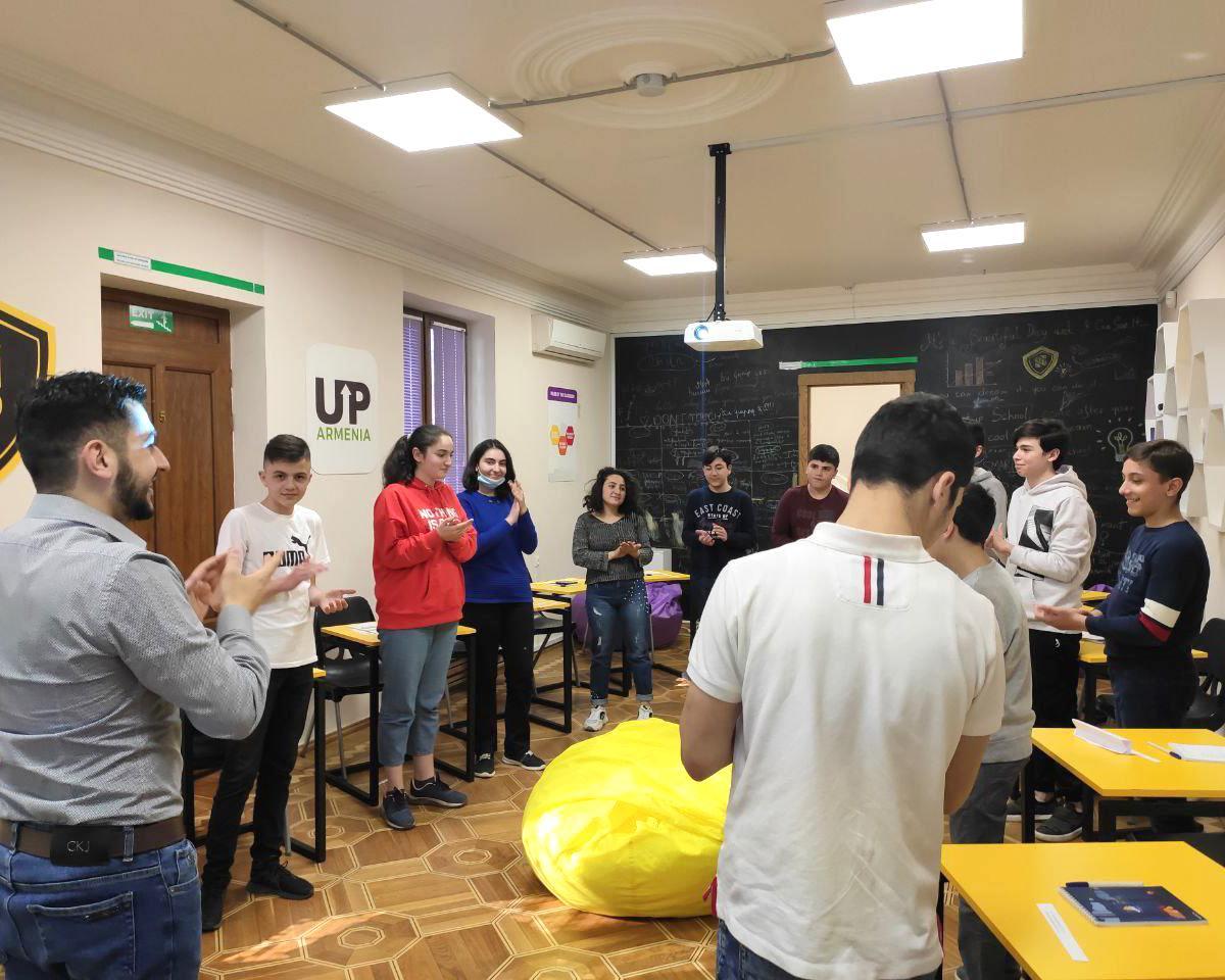 Startup School-ում սկսվել են երրորդ խմբի դասընթացները