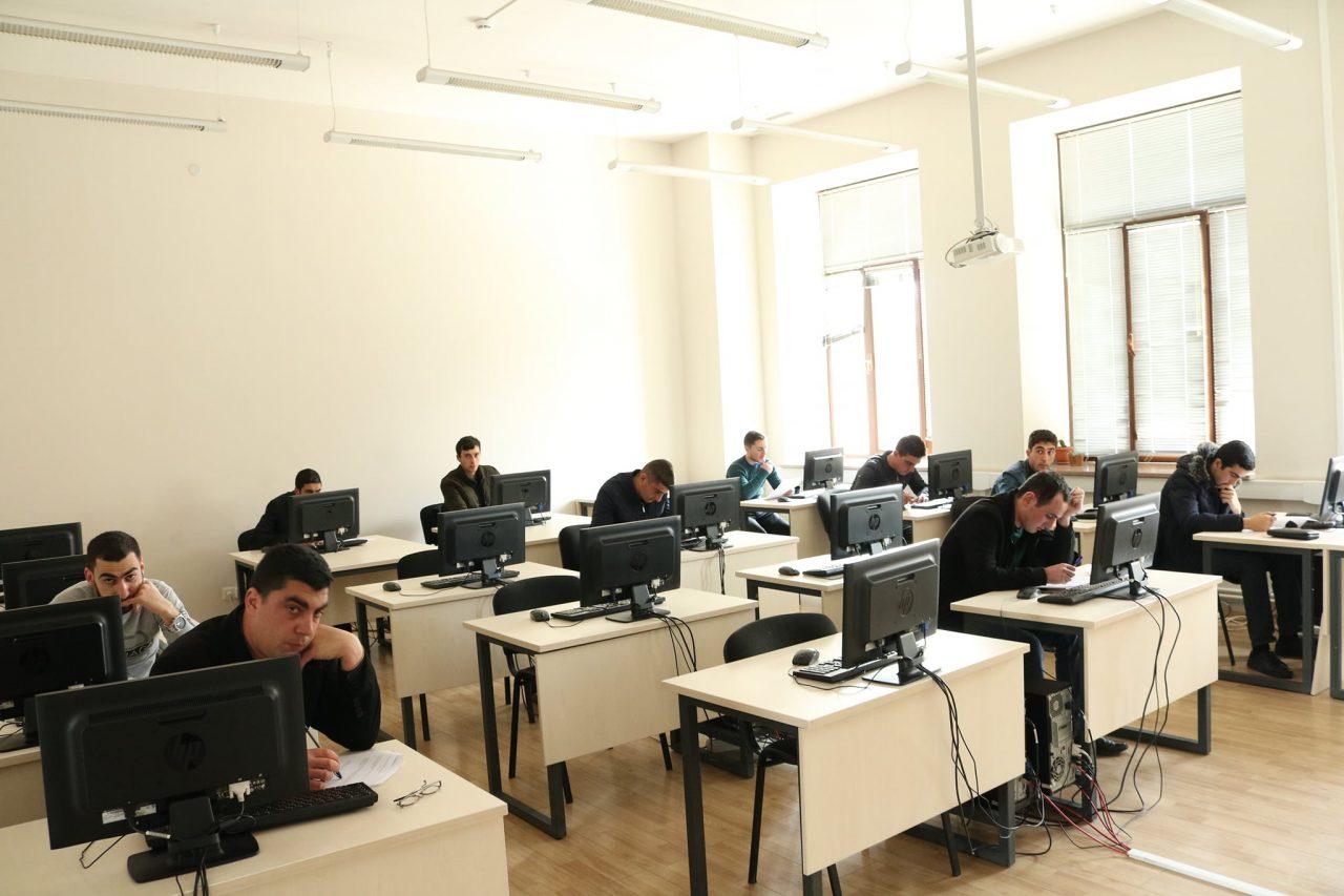 ԳՏԿ-ում անցկացվել է Full Stack ծրագրավորում դասընթացի թեստավորման փուլը