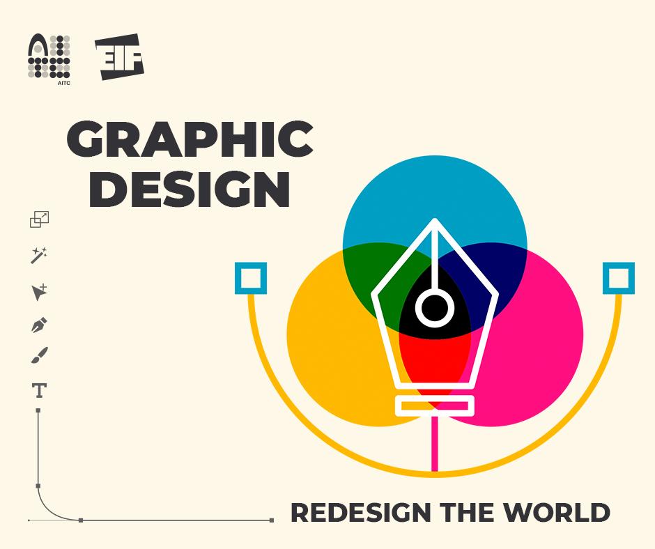AITC/EIF-ը մեկնարկում են Graphic Design դասընթացը